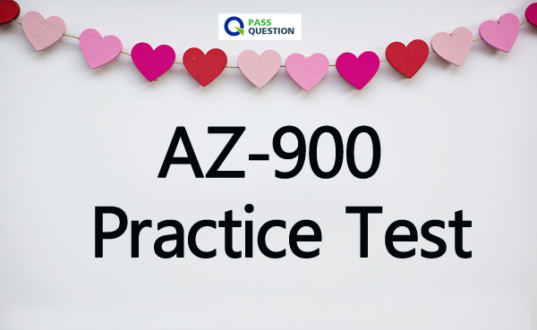 AZ-900 Practice Test Questions - Microsoft Azure Fundamentals